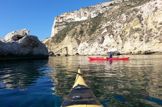 Tour in Kayak e trekking alla Sella