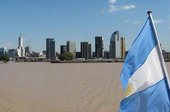 Buenos Aires Sightseeing-Tour und Navigation durch Río de la Plata