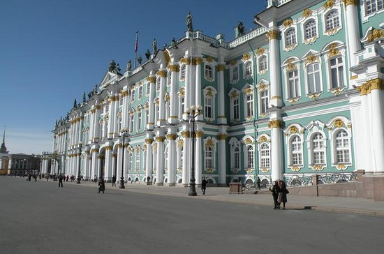 St petersburg private tour of the hermitage museum foto for Tour hermitage
