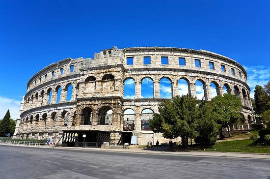Istria Private Day Trip from Pula