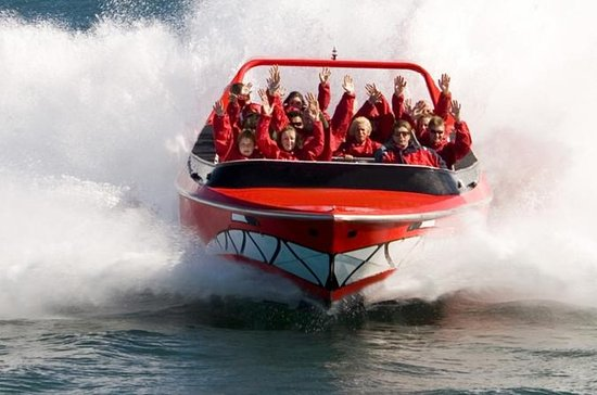 Sharkjet Thrill Ride in Dubai