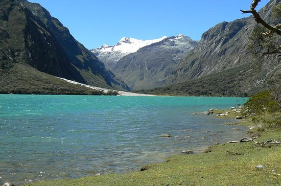 Lake Llanganuco Day Trip from Huaraz