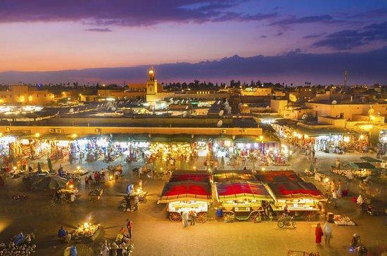 Tour privado de un día a Marrakech