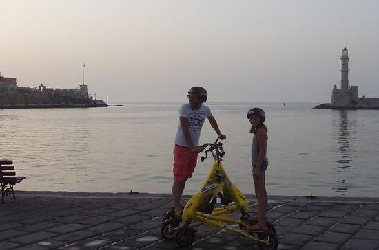 Private Tour: Trikke and Discover...