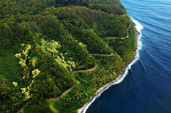 Hana Highway Oahu to Maui Island...