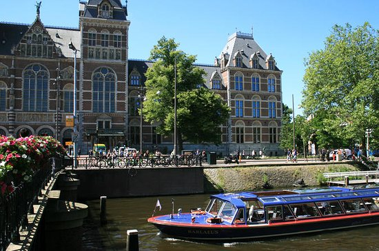 Amsterdam Canal Cruise with...