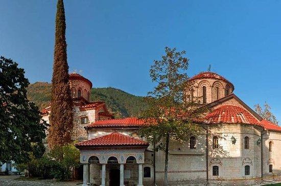 Visite du Monastère Plovdiv Bachkovo...