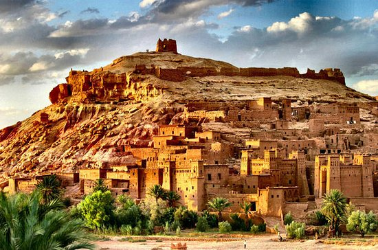 Private Day Trip to Kasbah Ait...