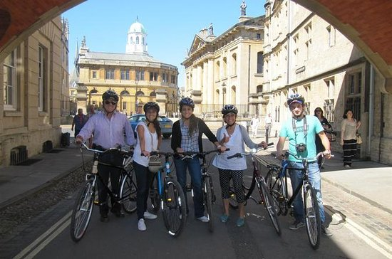 Oxford Bike Tour Including Full-Day...