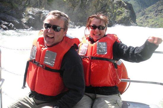 Giro in barca Jet Canyon Hells
