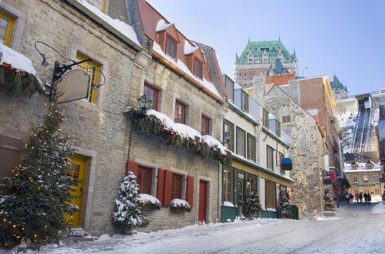 Navidades en Quebec: Recorrido...