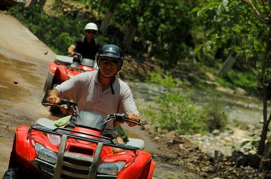 ATV Outdoor Adventure Tour in Puerto...