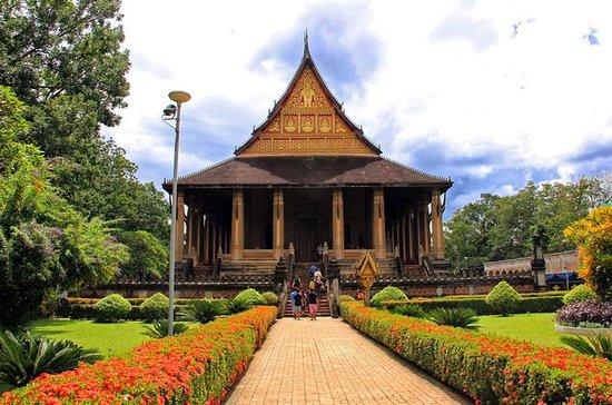 Excursión de medio día por Vientiane...