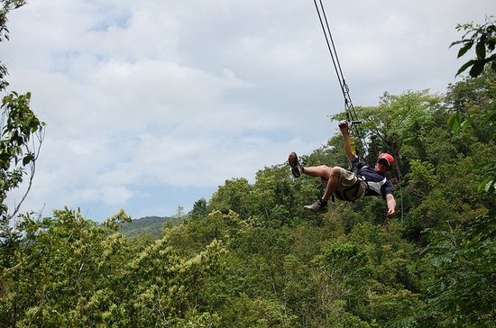 Montego Bay Ultimate Zipline Adventure