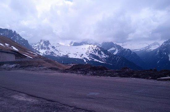 Tour des Dolomites de 4 jours depuis...