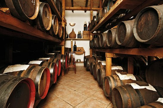 Modena Balsamic Vinegar Factory Tour...