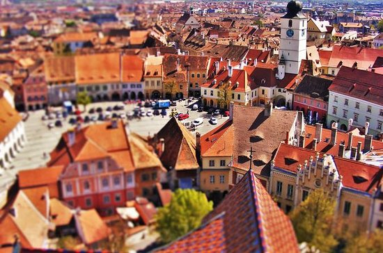 2-Day Private Medieval City of Sibiu...