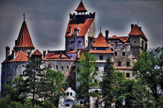 Bybreak i Transsylvanien fra Bukarest...