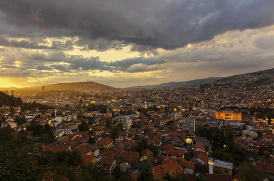 Sarajevo - The City of Charm ...