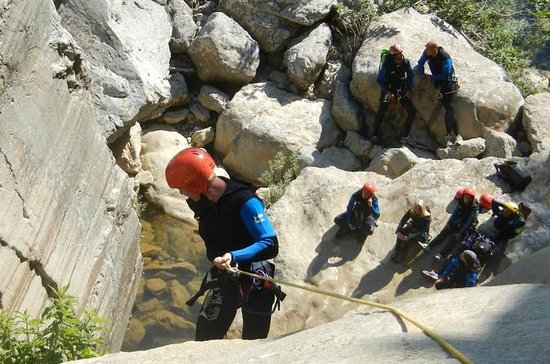 Adrenaline Break: Canyoning and ...