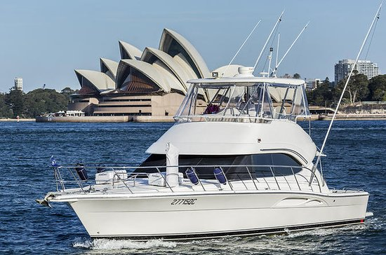 Sydney Harbour Progressive Long Lunch Cruise