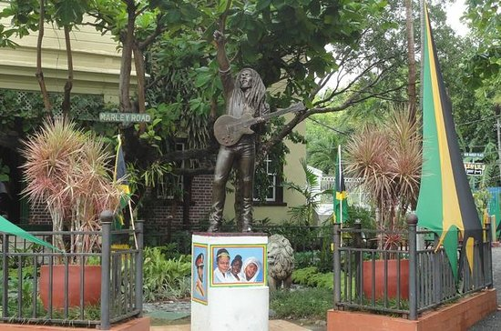Bob Marley Museum Tour from Ocho Rios