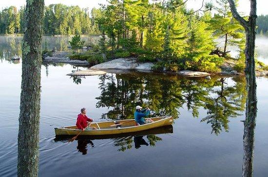 Quetico Canoe Rental Package