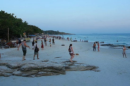 Full-Day on Koh Samet from Pattaya
