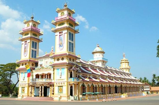 Day Tour of Tay Ninh and Cu Chi Tunnels...