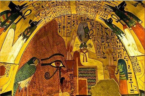 7 dias de viagem de Luxor para...