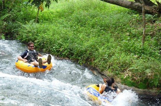 Jungle River Tubing Adventure de Ocho...
