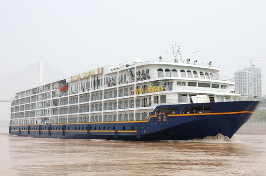 4-Night Victoria Jenna Yangtze River ...