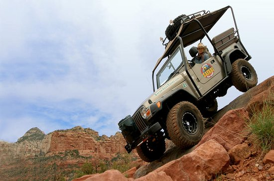 The Outlaw Trail Tour 4x4