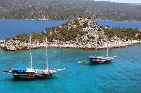 4 Day Turkey Gulet Cruise: Olympos to