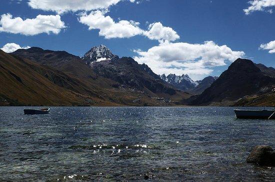 Querococha Lagoon and Chavin de