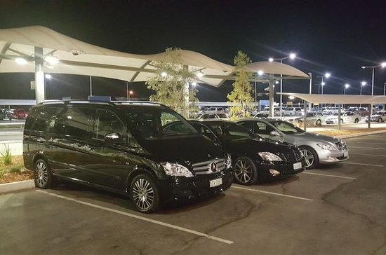 Perth Airport Transfer by Private Chauffeur: Airport to Perth CBD...