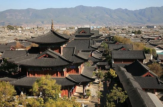 Half-Day Tour: Lijiang Old Town and...