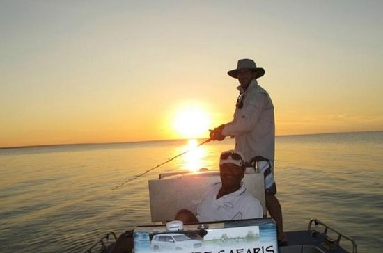 Freshwater or Saltwater Barramundi Fishing Day Trip from Darwin