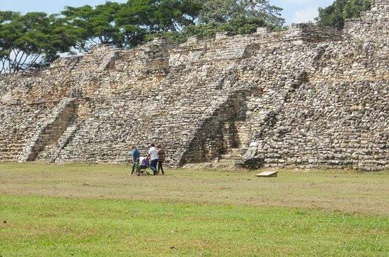 Maya eventyr: Pomona, Palenque...