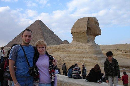 Sortie à la journée au Caire en bus