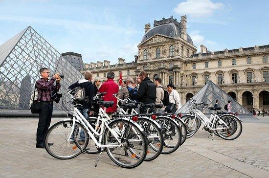 Fahrradtour zur Besichtigung von...