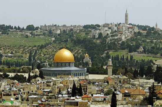 Tour de 1 día de 1 noche a Jerusalén...