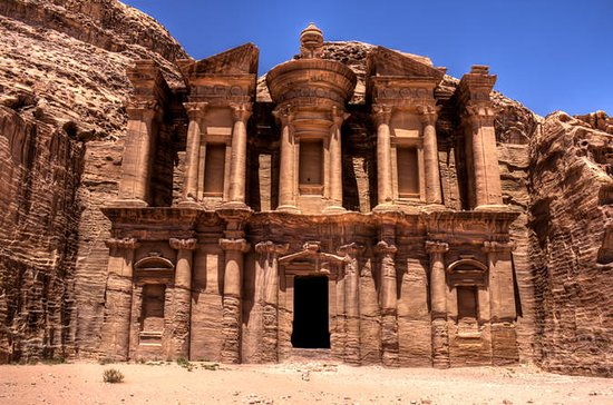 2-Day Petra Visit from Dahab