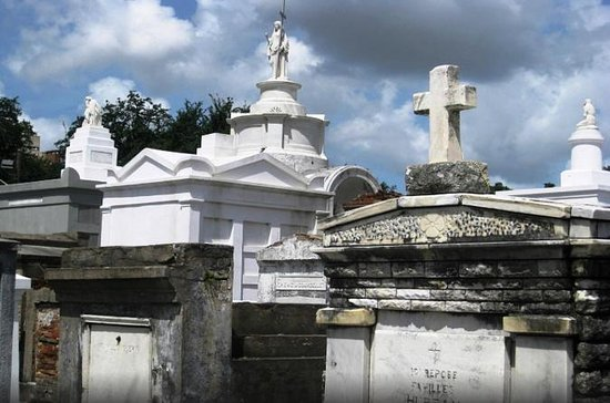Cemitério de Nova Orleans e Voodoo...