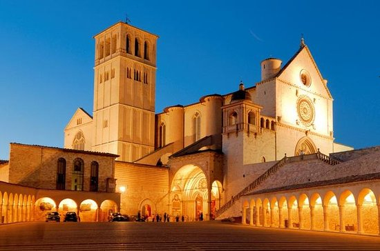 Day Excursion from Rome: Assisi and ...
