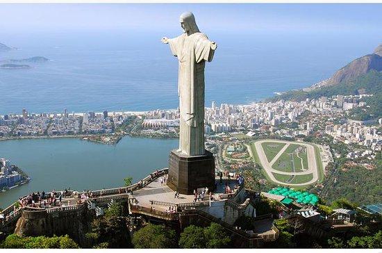 Excursão turística de meio dia no Rio...
