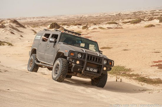 1-Hour Hummer Safari Tour from Santa