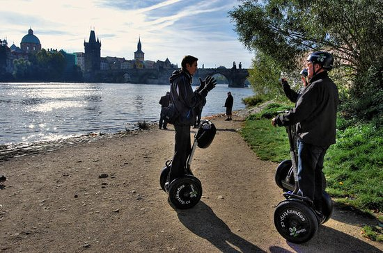 Three-Hour Prague Segway Tour