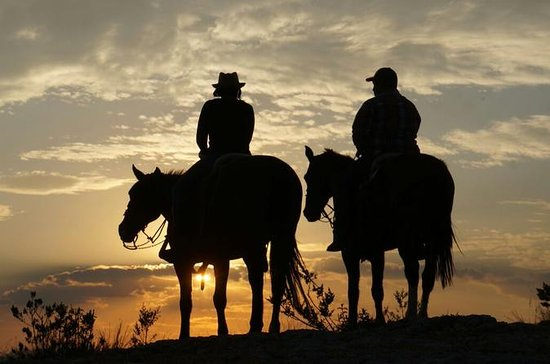 Romantic Horseback Riding Tour...