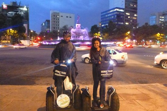 Mexico City Segway Tour: Reforma by...